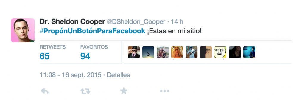 #proponunbotonparafacebook @dsheldon_cooper