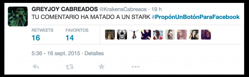 #proponunbotonparafacebook @krakenscabreaos