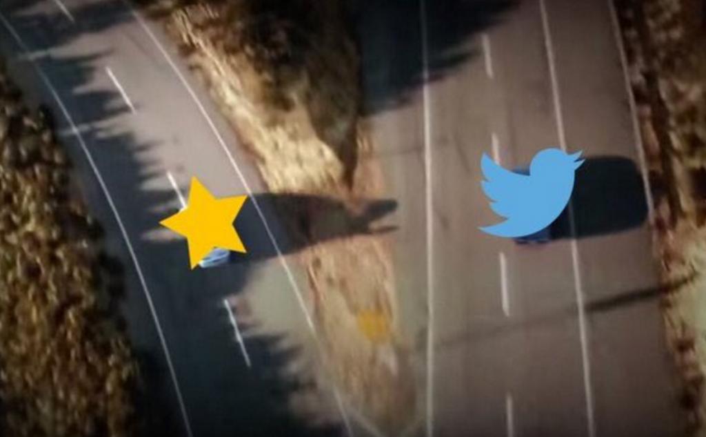 Twitter cambia la estrella por un corazón
