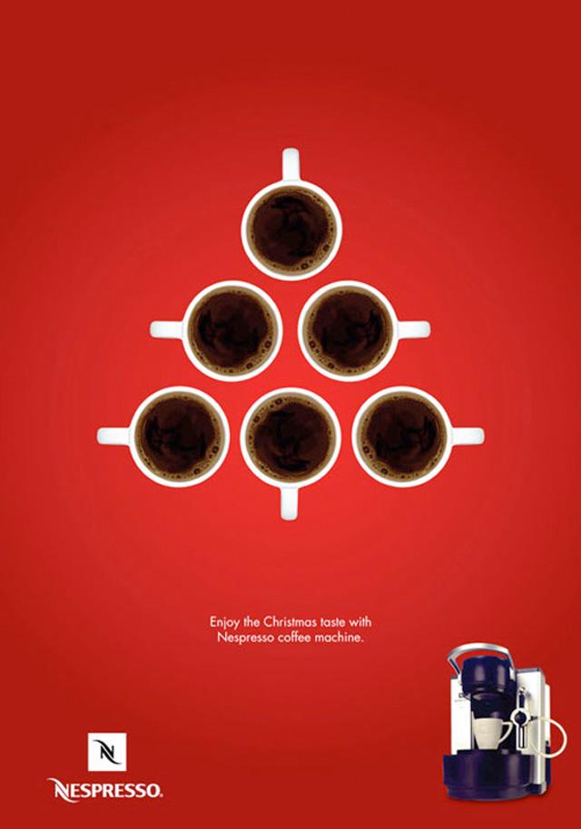 nespresso diseño navidad