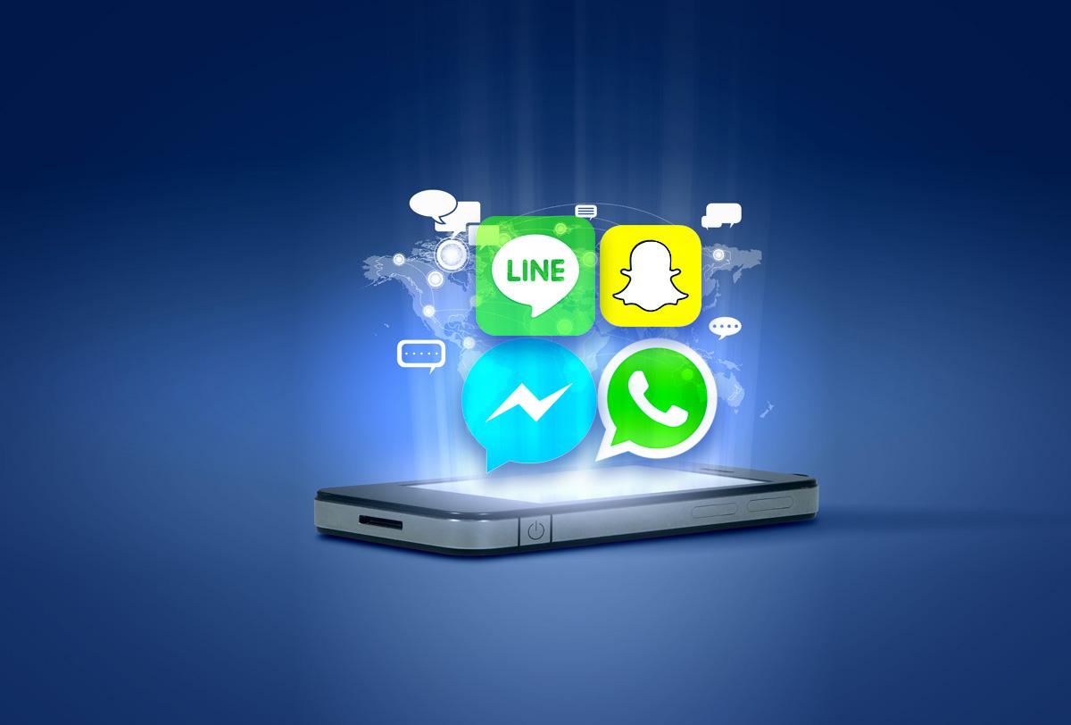 aplicaciones de mensajería en el blog de comunicación online y diseño web en Alicante
