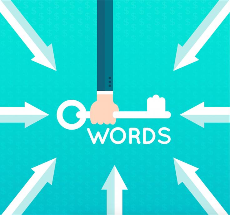 Elección de palabras clave para tu web